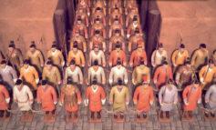Xi'an : L'armée de Terre Cuite - Best mannequin challenge ever
