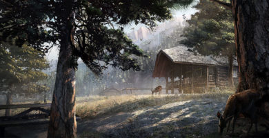Far Cry 5 : Les rêveries du promeneur solidaire