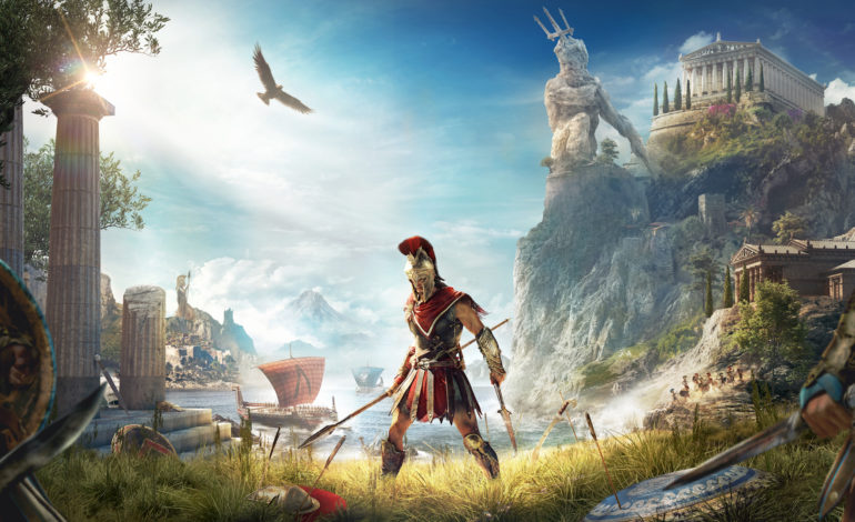 Gagnez Assassin's Creed Odyssey sur PS4