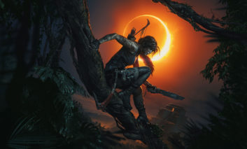 Shadow of the Tomb Raider : Lara en pleine jungle