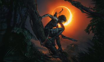 Shadow of the Tomb Raider : Lara en pleine jungle
