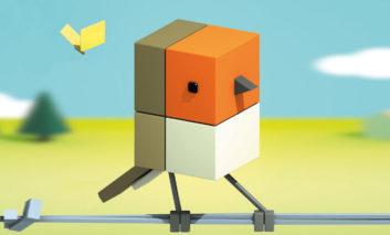 CuBirds : Vol au dessus d'un nid de pioupious