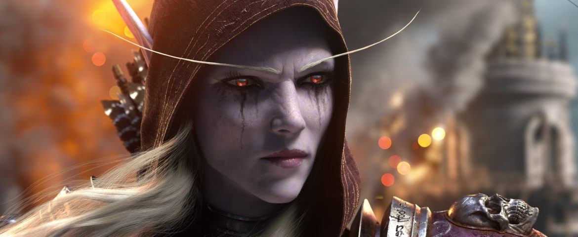World of Warcraft : Battle for Azeroth – Guerre ouverte