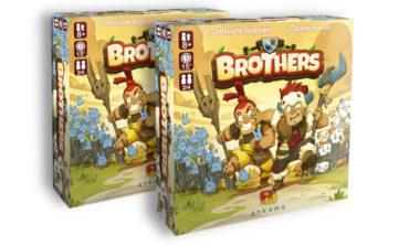 Deux exemplaires de Brothers à gagner
