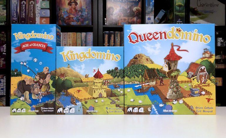 Gagnez le royaume complet de Kingdomino !