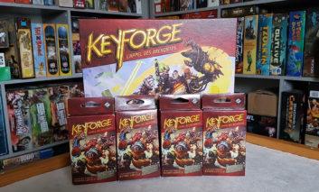 Gagnez Keyforge et quatre decks d'Archontes