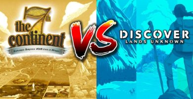 The 7th Continent VS Discover : Lequel choisir ?