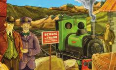 Foothills : Pays de Galles, ère ferroviaire