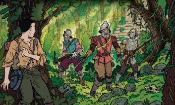 L'Expédition Perdue : Fontaine de Jouvence & Autres Aventures - Retour vers l'Enfer vert