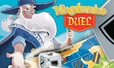 Kingdomino Duel : Le royaume adopte le système Dé