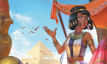 Ankh'or : De la gestion de ressources en Égypte
