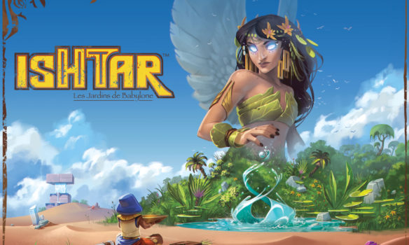 Ishtar : Les fleurs du désert