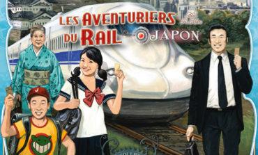 Les Aventuriers du Rail : Japon et Italie