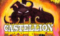 Castellion : Tuile sur tuile au château