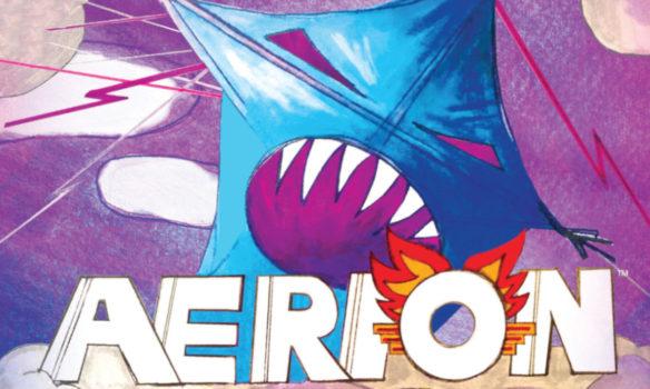 Aerion : L'Onivers prend de la hauteur
