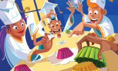 Cupcake Academy : La brigade des moules