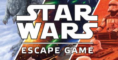 Star Wars Escape Game : Unlock the Force, Luke