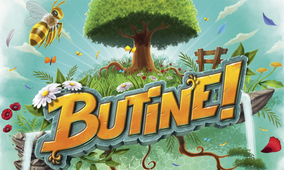 Butine ! : Balade champêtre et récolte de pollen