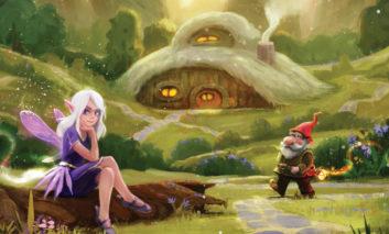 Fairy Trails : Tous les chemins mènent aux gnomes