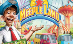 Meeple Land : Construisez votre parc d'attractions