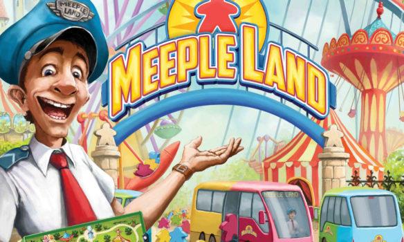 Meeple Land : Construisez votre parc d'attractions