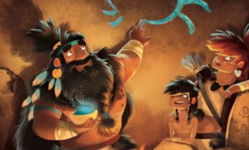 Prehistories : À vos arcs, prêts, peignez !