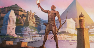 L'intégrale 7 Wonders : Le jeu de base et toutes ses extensions