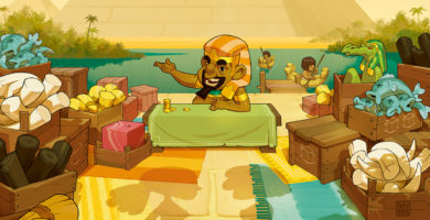 Sobek 2 Joueurs : Le temple de la corruption