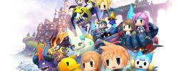 World of Final Fantasy: La relève de Kingdom Hearts?