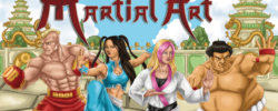 Martial Art : Round 1, FIGHT !